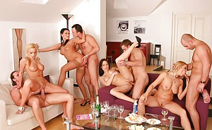 Only the best of group sex